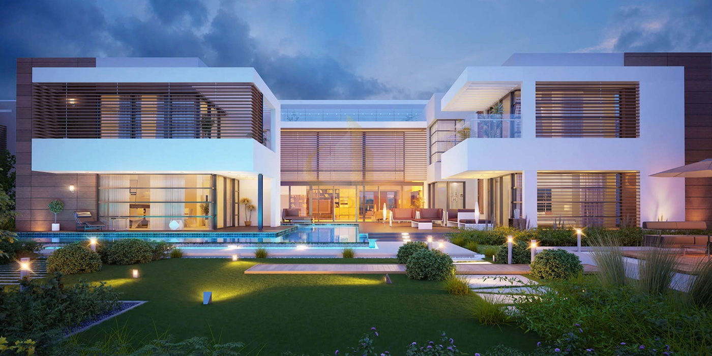 Build Your Own at The Waterfront Plot Canal Villa Main image
