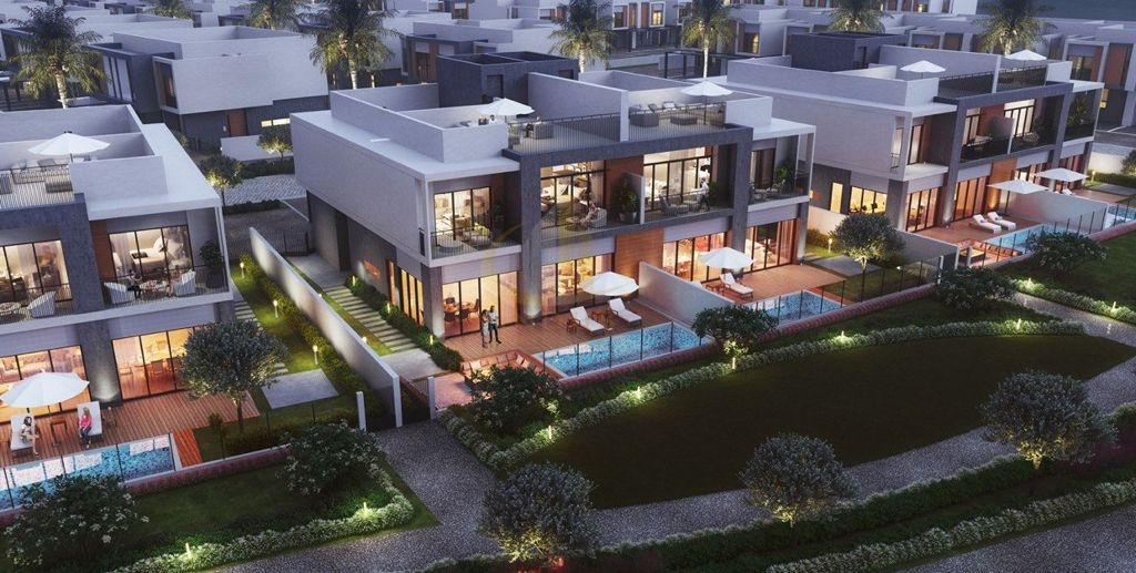 3BR Beachfront Pulse Villas with 5 yrs payment plan Main image