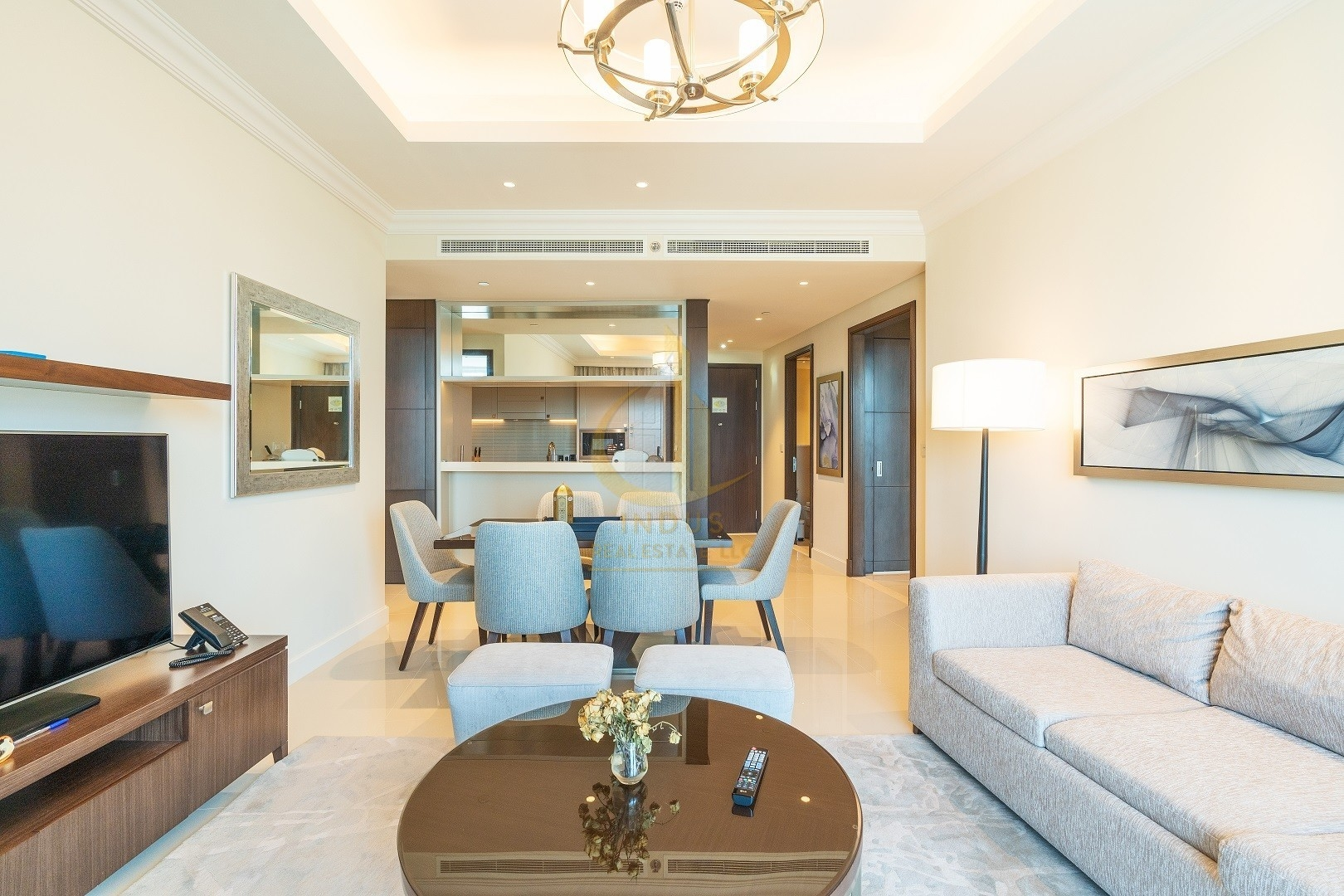 Stunning Views of Burj and Fountain | Fully Furnished 2BR Main image