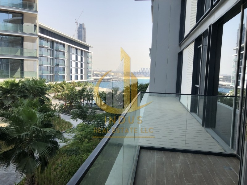 Spacious 1BR Garden and Side Sea Views| Bluewaters Main image