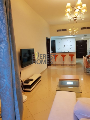 CHILLER FREE  FULLY FURNISHED 1  BED ROOM APARTMENT JUST FOR 50k