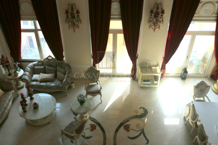 Upgraded Luxury High End Furnished 4BR Penthouse