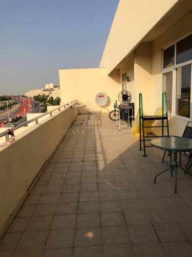 Luxury 3Bed+Maids with Terrace I Avenue Mall View