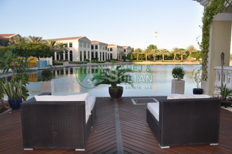 3 Bed + Maid with Full Lake for Sale in Greens Terrace 1