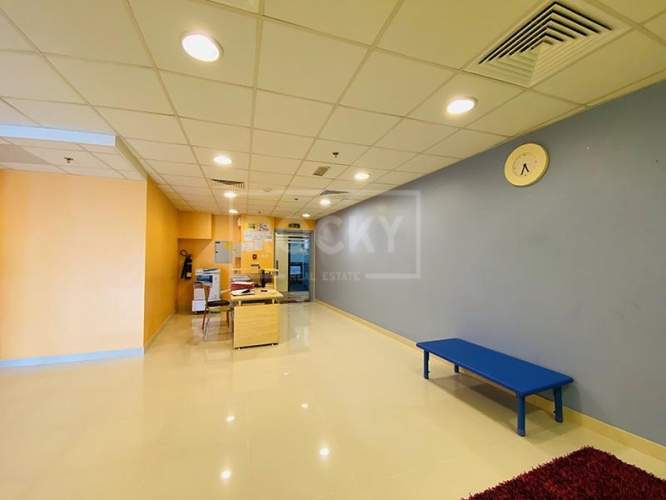 Fitted Office | 8 Cabins | DMCC | JLT