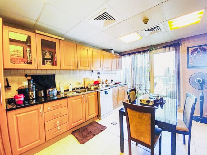 Furnsihed | 3-Bed plus Study | Lake and Marina View