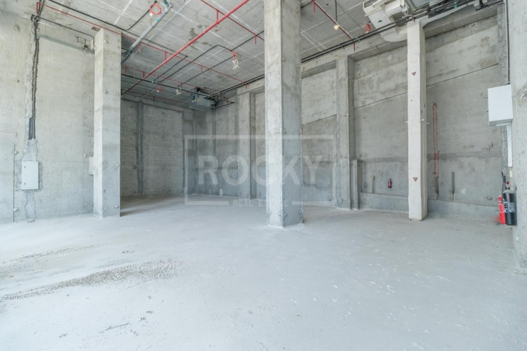 Retail Space | Shell and Core | Business Bay