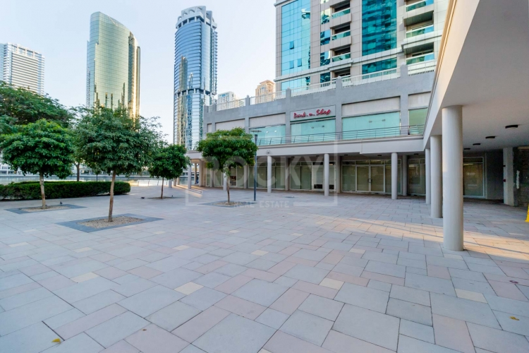 Fitted-Furnished | Shop | 3 Parking | Saba Tower