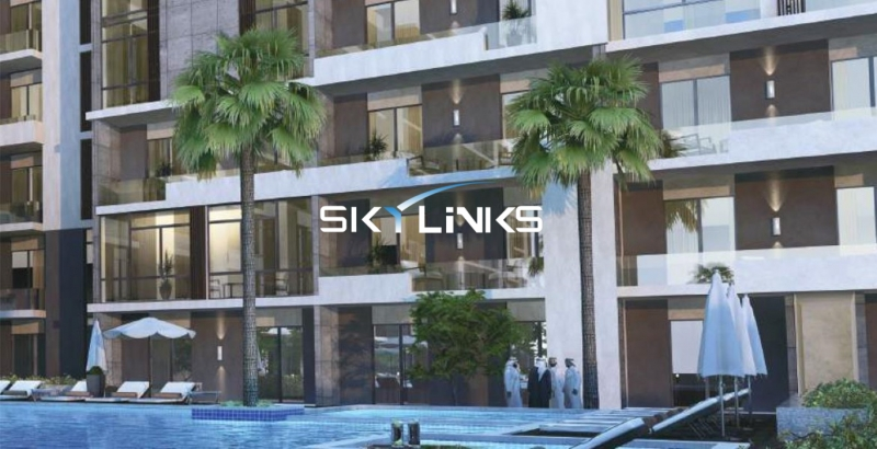 Most Luxurious 1 Bedroom Apartment For Sale.!
