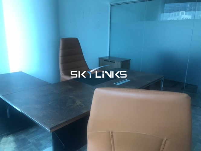 Economical Established Serviced Office Space Available for Rent.