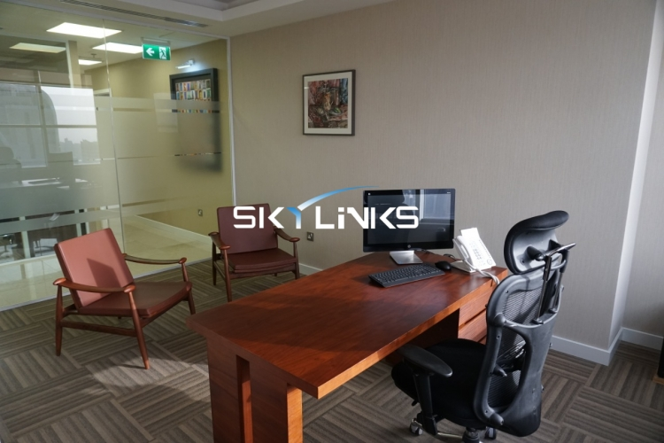 Brand NEW Fully Fitted Office Space In Mazaya BB2