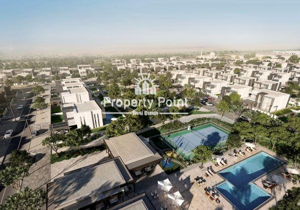 NO COMMISSION. Lea at Yas Acres. Off-Plan. 5% Down Payment. Open To All Nationalities