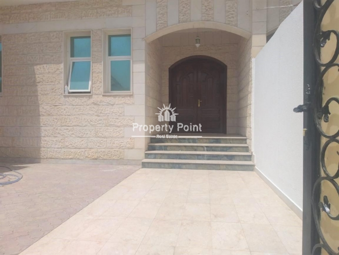 Best Price for Huge 7 BR(Master) Villa w/ Maids Room, Driver Room and Covered Parking In Maharba, Khaleej Al Arabi St.