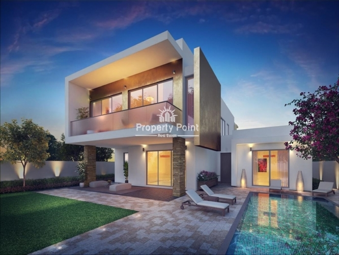 Off Plan. 5% Down Payment. AED*326,000 3 bedroom Villa @ Yas Acres. Open To All Nationalities. Flexible Payment Plan