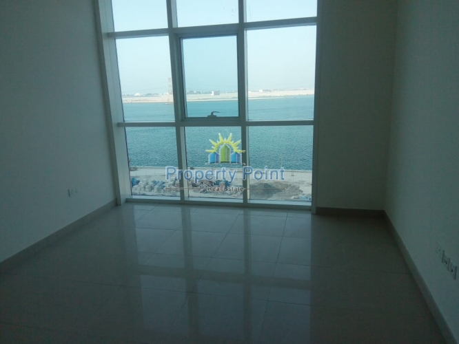 Move In Now. Fantastic Sea View. Best Deal for 1 Bedroom Apartment w/ Balcony, Parking and Facilities in Al Reem