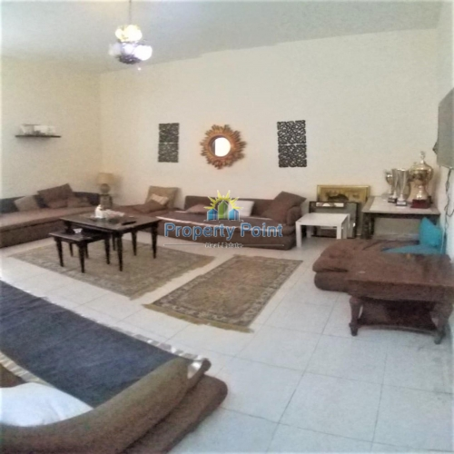 4,500 Monthly. Fully Furnished 1-bedroom Apartment w/ Good Appliances and Furniture / Internet w/ BOTIM Included