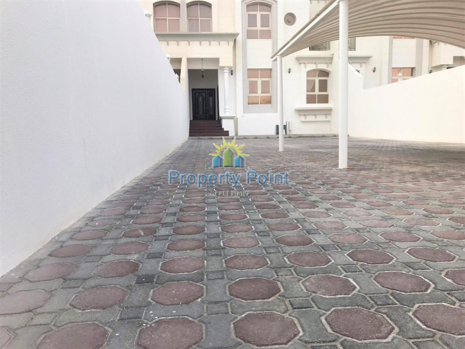 Available Now. Best Deal for Very Nice 5-bedroom Villa w/ Maids Room and Parking in Mohamed Bin Zayed City